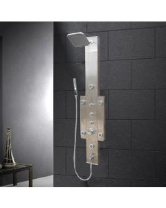 Aed-9041 shower panel